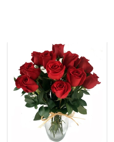 Half Price Red Roses