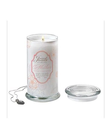 Secret Jewels Candle