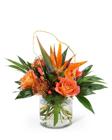 Safari Spirit Flower Arrangement