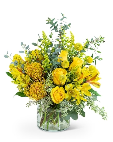 Dearest Belle Flower Arrangement