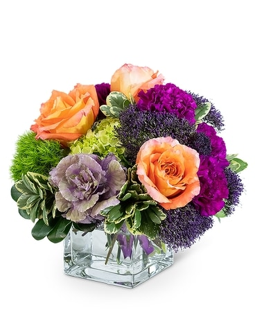Blooming Reign Flower Arrangement