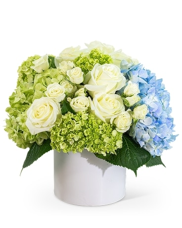 Luxe Home Garden Flower Arrangement