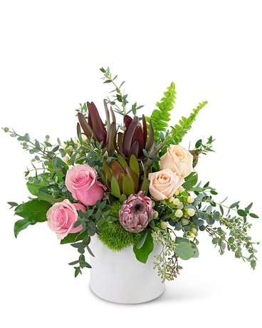Organic Muse Flower Arrangement