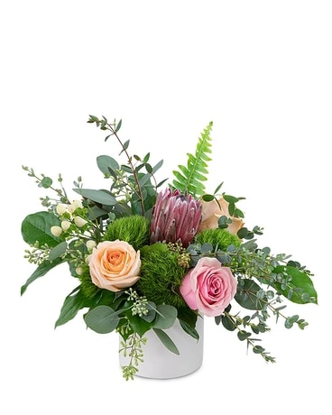 Organic Grace Flower Arrangement
