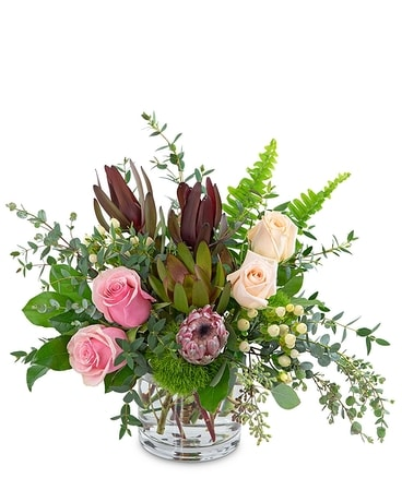 Natural Harmony Flower Arrangement