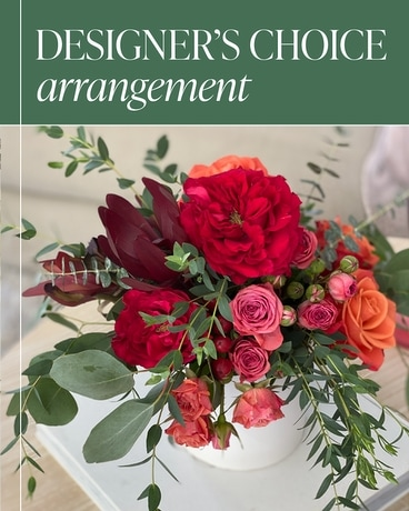Designer's Choice Arrangement Flower Arrangement
