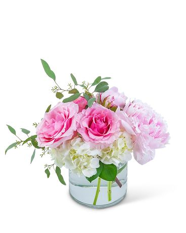 Pink Potion Flower Arrangement
