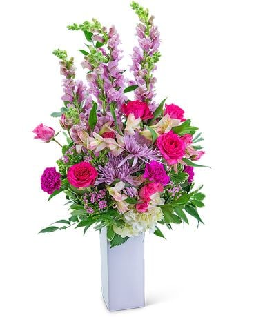English Manor Flower Arrangement