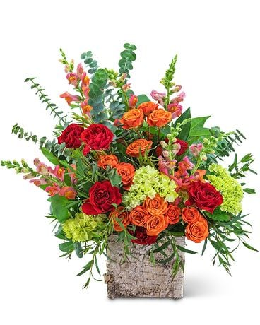 Aspen Symphony Flower Arrangement