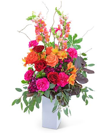 Discover Paradise Flower Arrangement