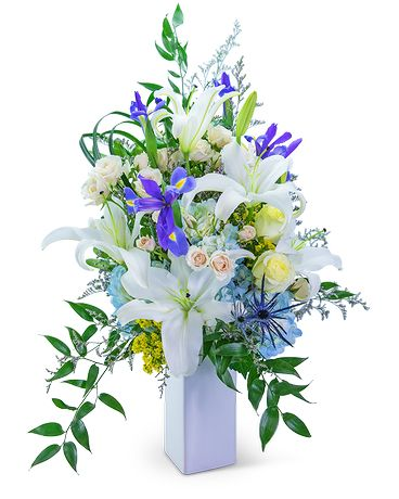 Soaring Skies Flower Arrangement