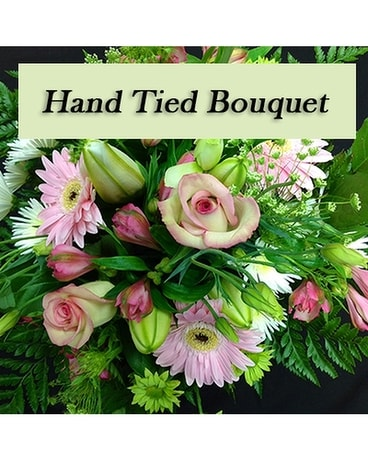 Hand Tied Bouquets Flower Arrangement