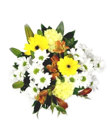A splash of colour bouquet Flower Arrangement