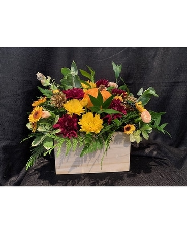 Enchanted Feature Flower Arrangement