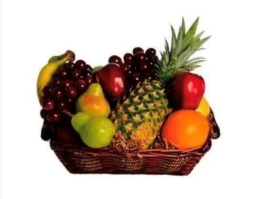 Delicious Fresh Fruit & Snack Baskets