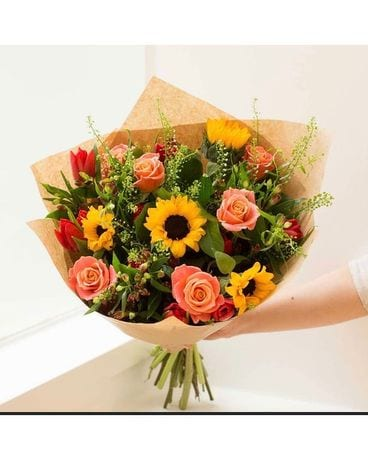 Sunflower Splendour Flower Arrangement