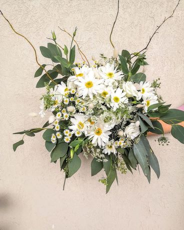 Northwest Daisy Bridal Bouquet Wedding Arrangement