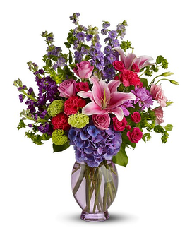Beauty N' Bliss Flower Arrangement