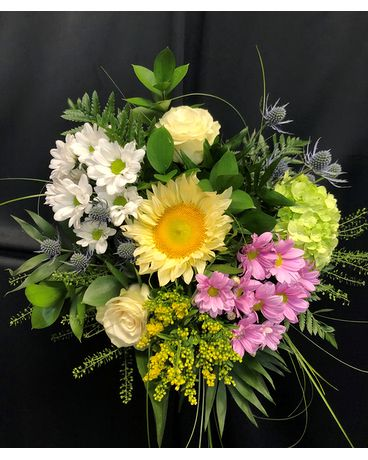 Creation of the Day Flowers