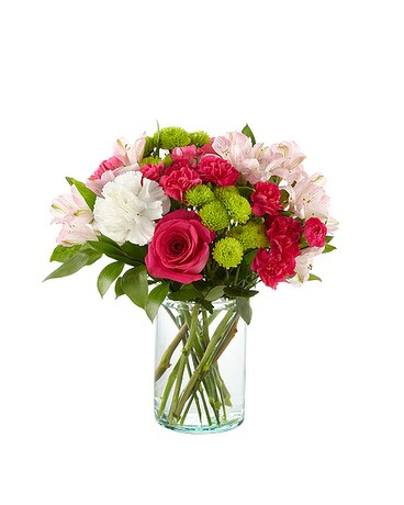 Beaute Romance Flower Arrangement
