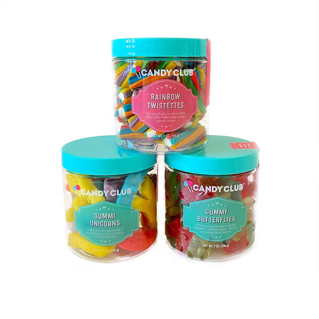 Candy Club Gummy 7oz