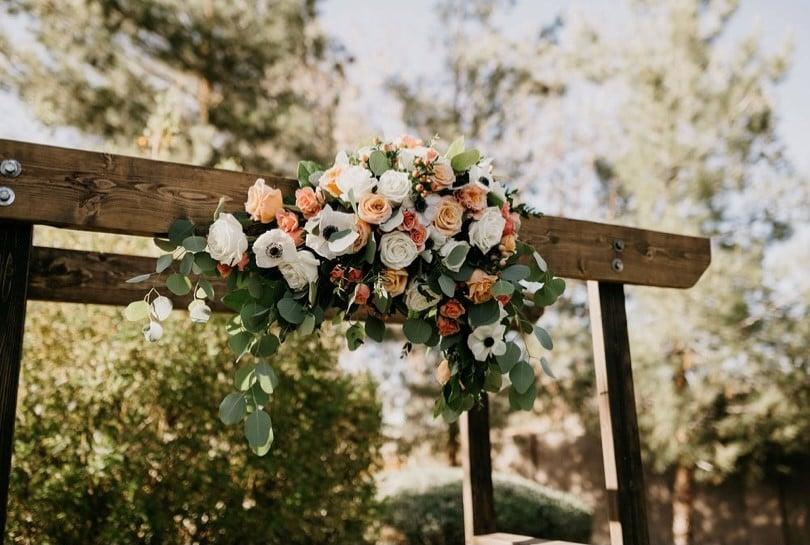 Wedding arch, photo 2
