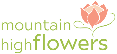 Sedona Mountain High Flowers Logo