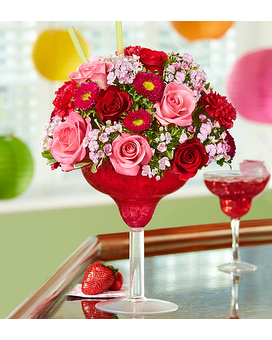 Margarita Bouquet Flower Arrangement