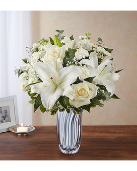 Sincere Radiance Bouquet Flower Arrangement