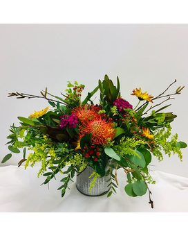 Hello Autumn Flower Arrangement
