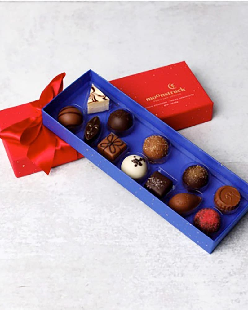 Box of Moonstruck Truffles