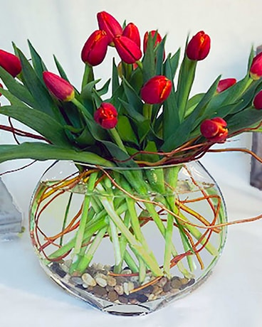 Forever Spring Flower Arrangement