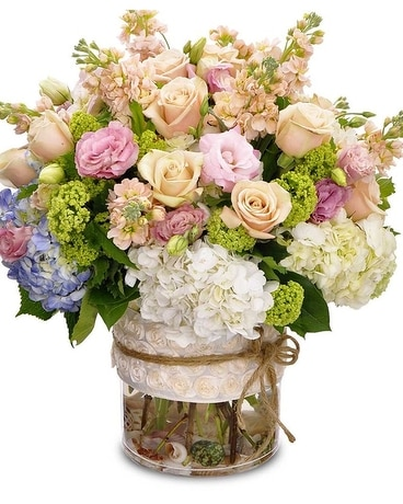 Elegant Blossoms Flower Arrangement