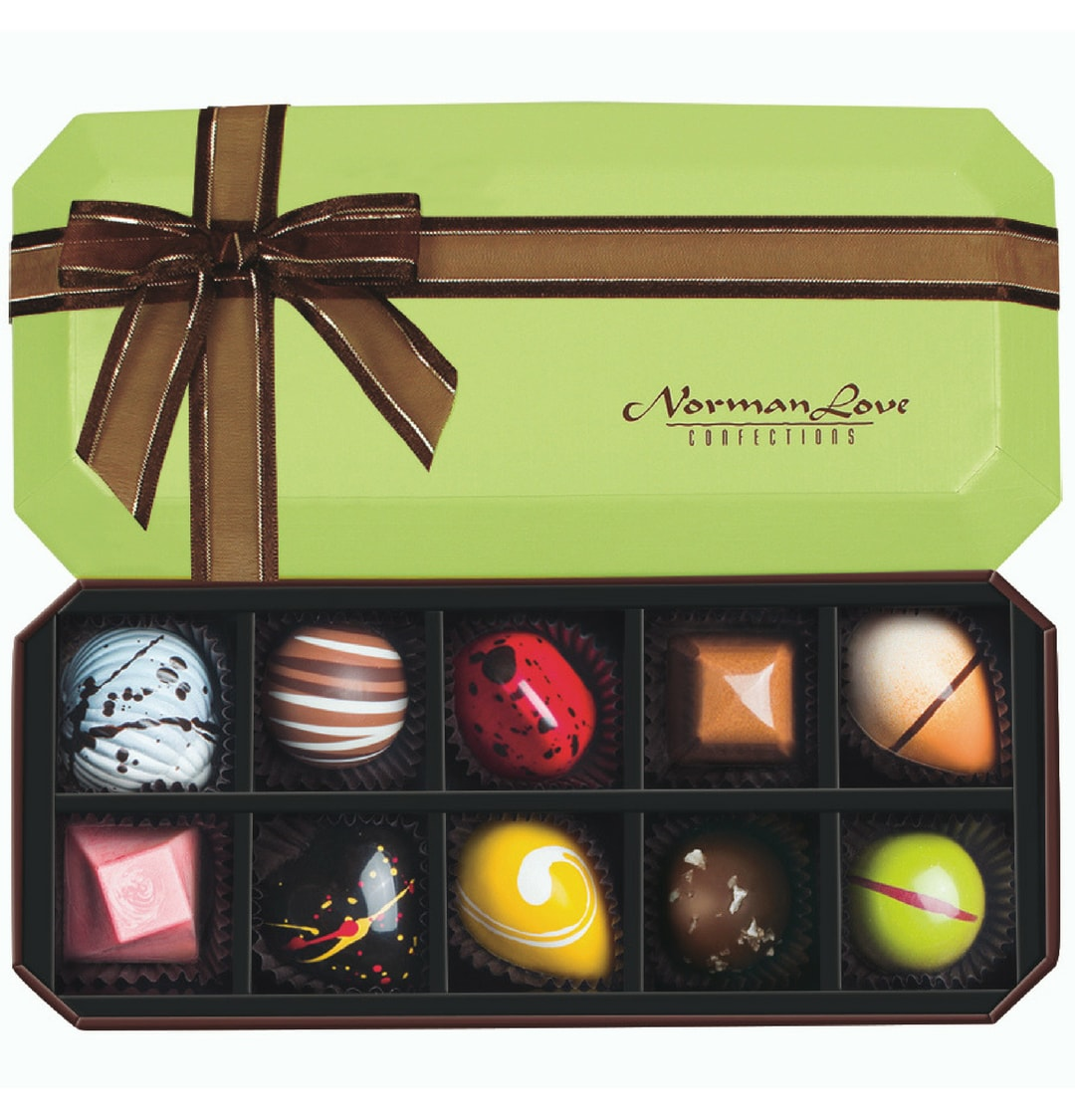 Norman Love Gourmet chocolate