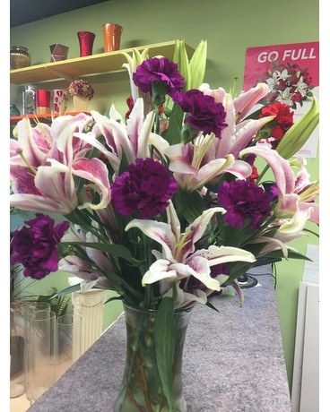 Mother S Day Flowers Delivery Sunrise Fl Exotic Florist Of