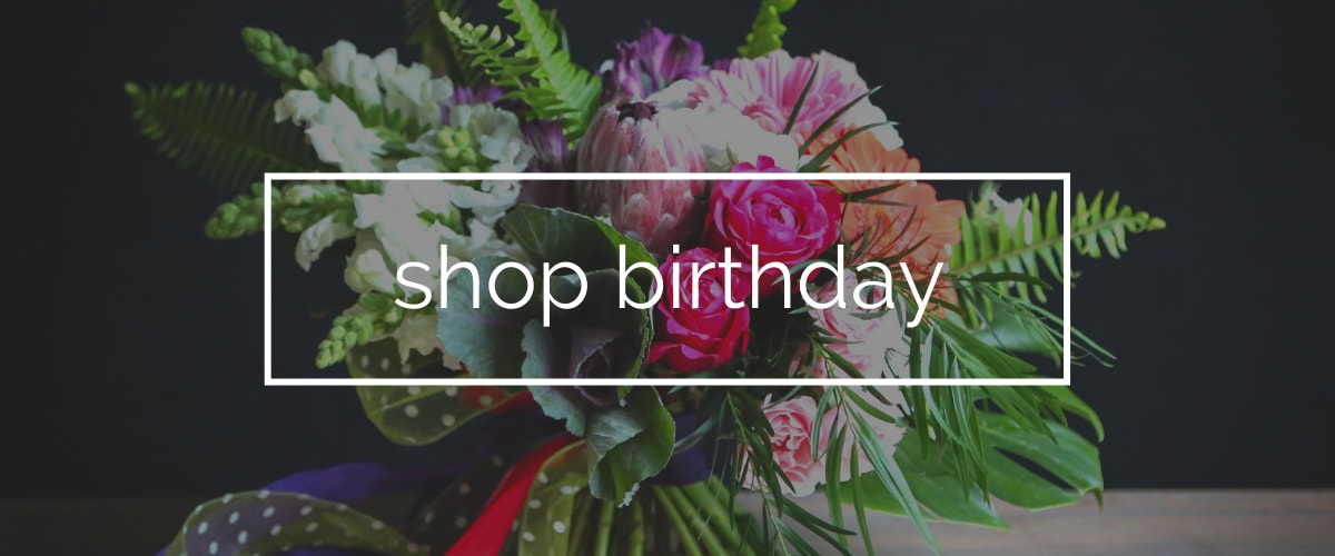 Shop Birthday