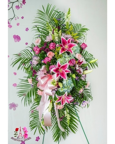 Eternal Sweetness Flower Arrangement