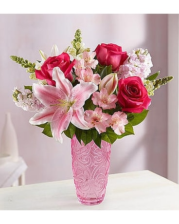 Spring bouquets delivery royal palm beach fl flowers more inc mothers embrace mightylinksfo