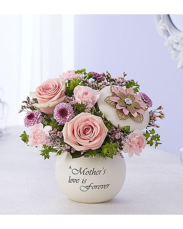 Mother's Forever Love - Flower Arrangement