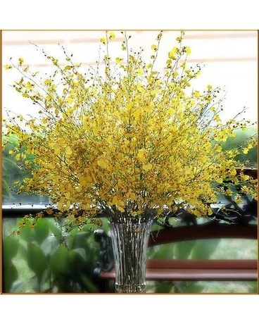 Flowers & More Oncidium Orchid Bouquet