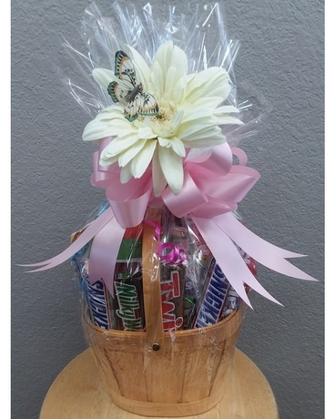 Goody Candy Basket
