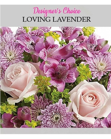 Designer Choice - Loving Lavender