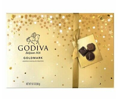 Godiva Goldmark Assorted Chocolate 10.7 oz