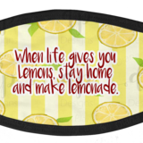 Lemonade Mask
