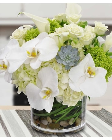 Extravagant Bliss Flower Arrangement