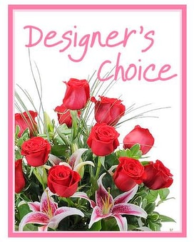 Coast's Deal of the Day- Designer's Choice Flower Arrangement