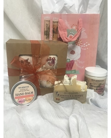Mion Artisan Soap Co Gift Set Gifts