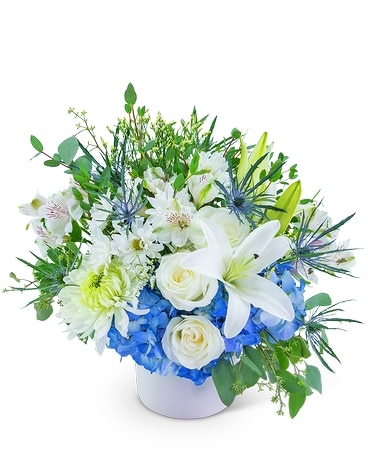 Haven of Hope Flower Arrangement