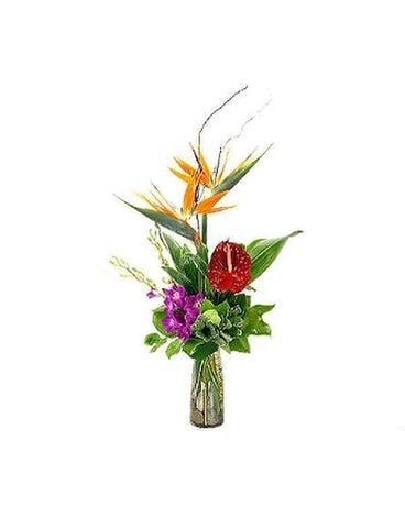 Meet Me At Sunset Flower Arrangement
