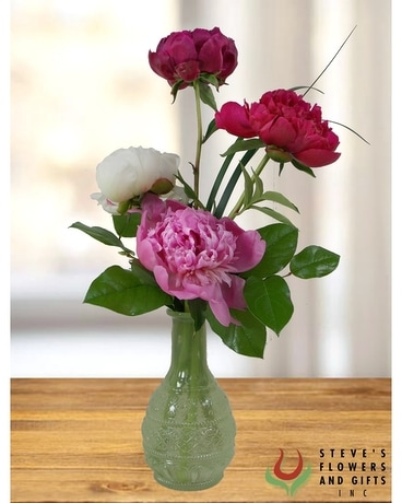 A Peony For Your Thoughts Flower Arrangement